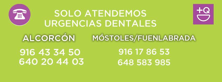 Contacto Más Q Sonrisas por COVID-19